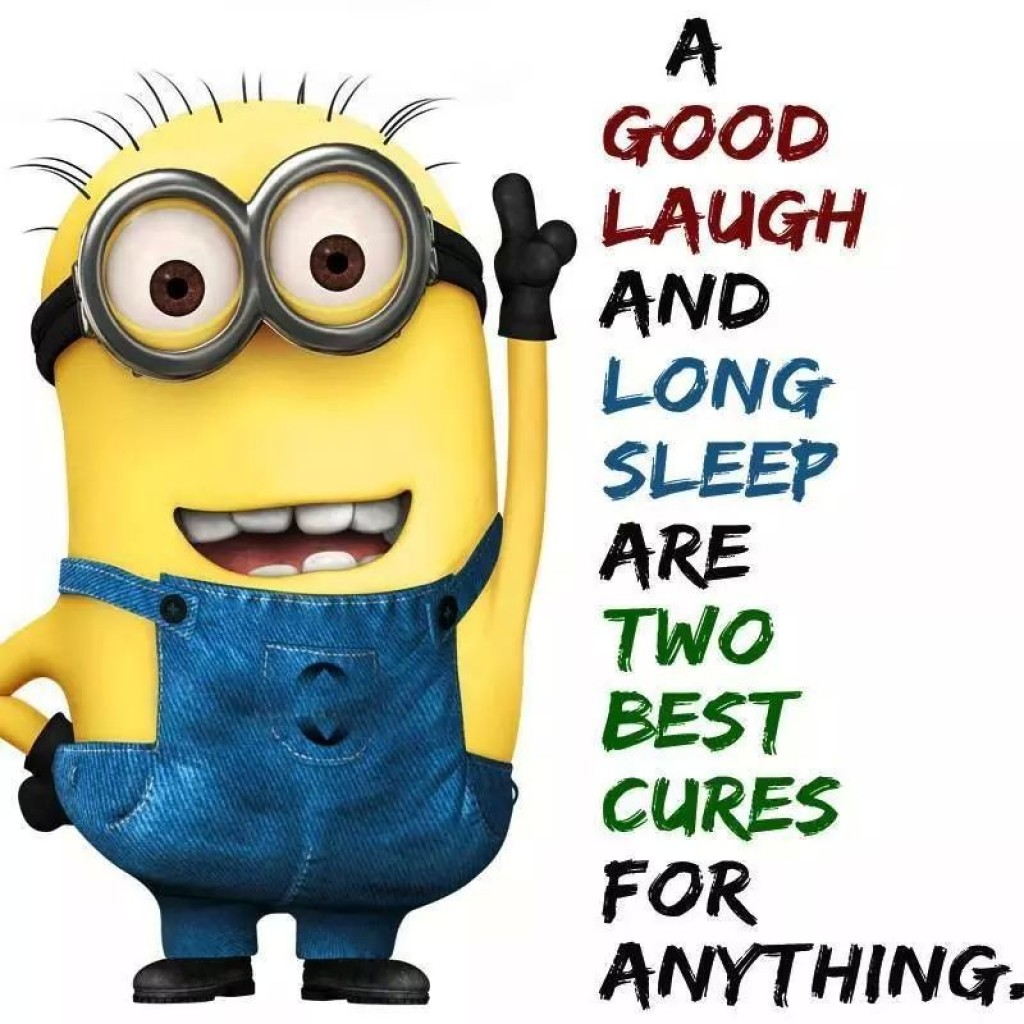 a good laugh and cure