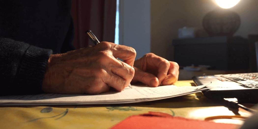 letter for grand child